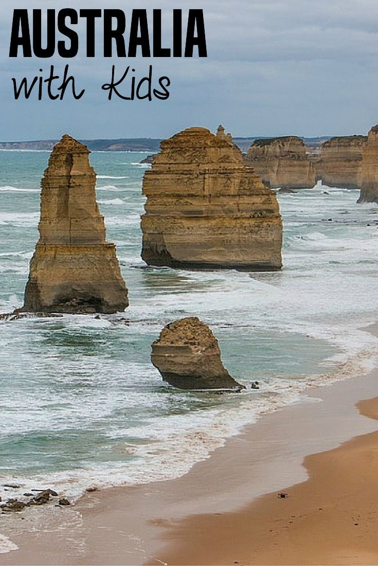 Australia with Kids -- tips and sample itineraries with Erin Bender from Travels with Bender and the Vacation Mavens family travel podcast