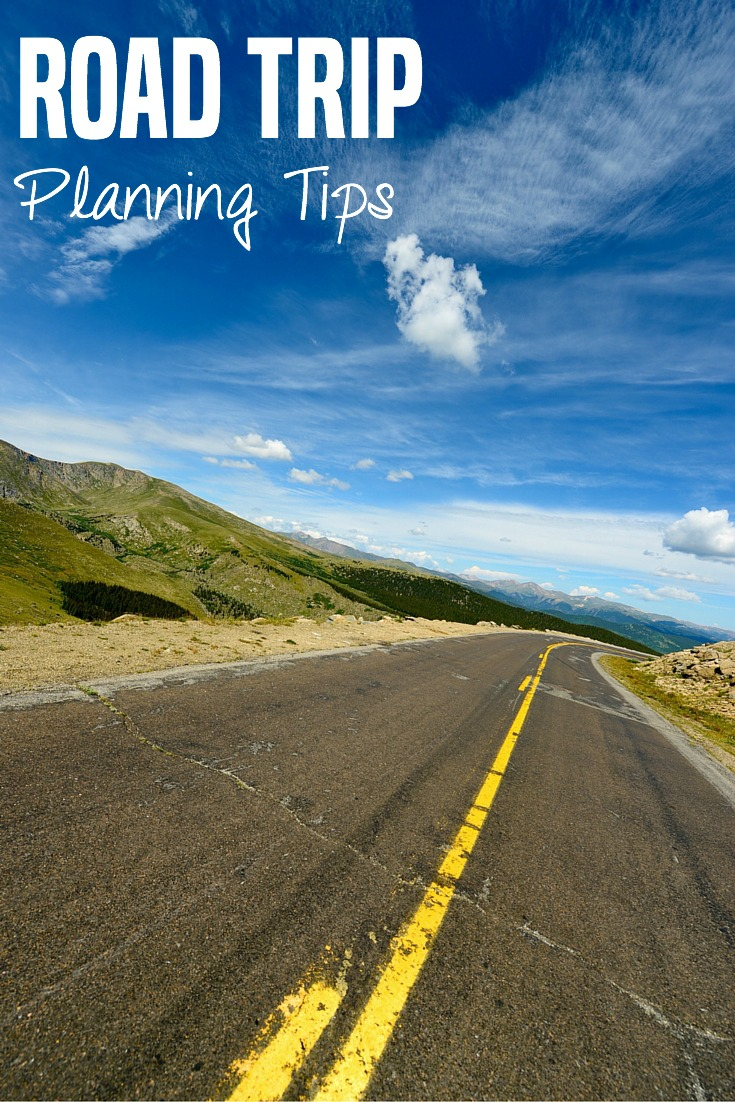 Road Trip Planning Tips from the Vacation Mavens and 100 Routes Across America -- tips for planning and surviving a family road trip