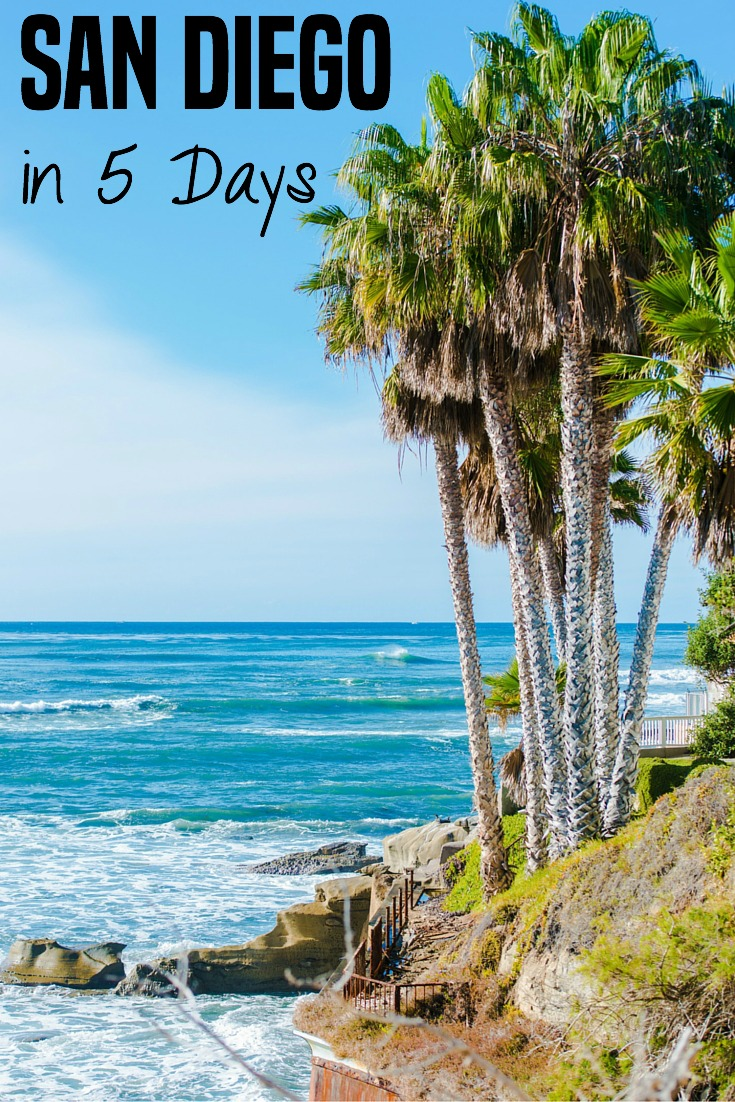 San Diego in 5 Days -- the Vacation Mavens give great ideas on what to do in San Diego with kids in five days