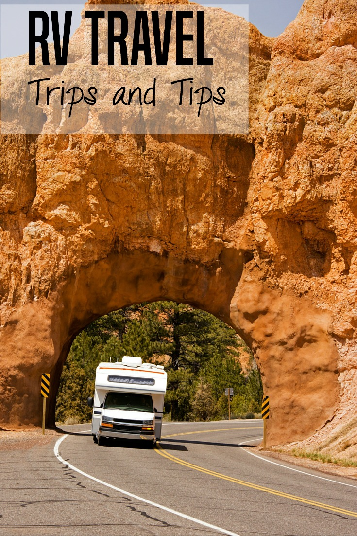 RV Travel Tips -- Bryanna from Crazy Family Adventure talks about full-time RV travel with kids including where to stop, what to pack, what to look for in an RV and tips she has learned along the way. Great ideas whether you are looking to travel full-time or just take an RV vacation.