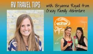 RV travel tips episode art