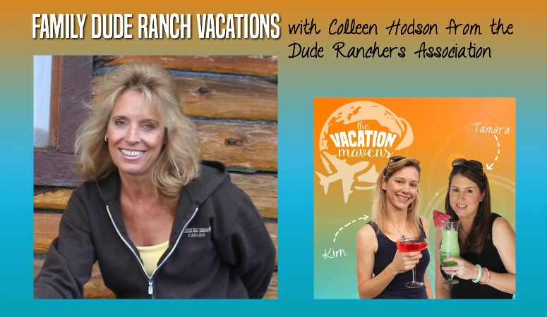 Planning a family dude ranch vacation