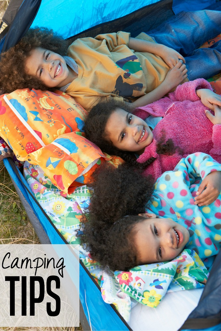 Camping with kids isn't easy but these tips from family travel expert Amy Whitley from Pit Stops for Kids help families prepare for their first (or 21st) camping trip.
