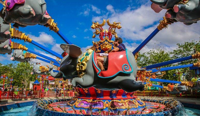 023: Luxury Disney World