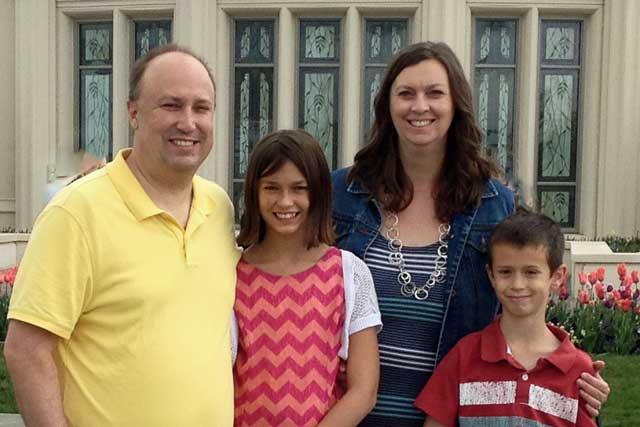 Allison Laypath family