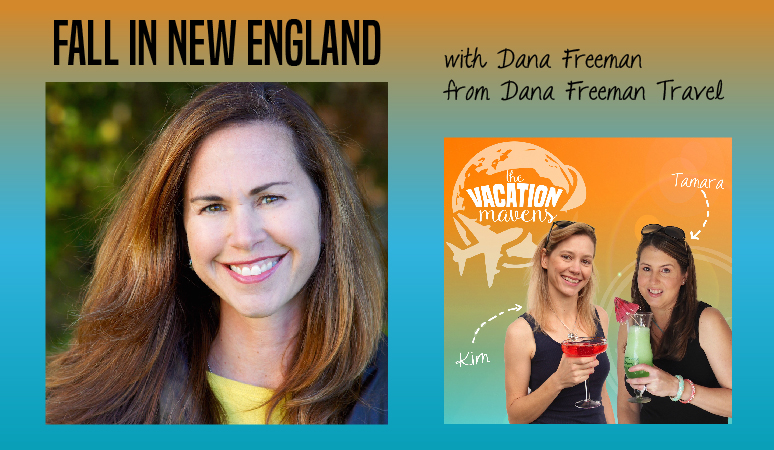 Fall in New England with Dana Freeman