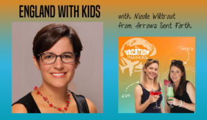 Nicole Wiltrout Arrows Sent Forth Vacation Mavens podcast