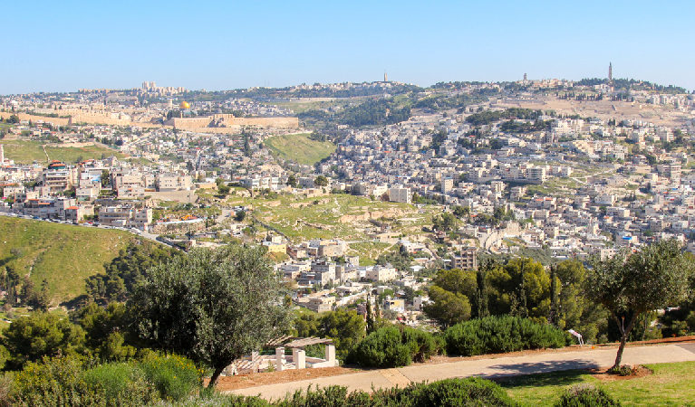 027: Visiting Israel and Jerusalem