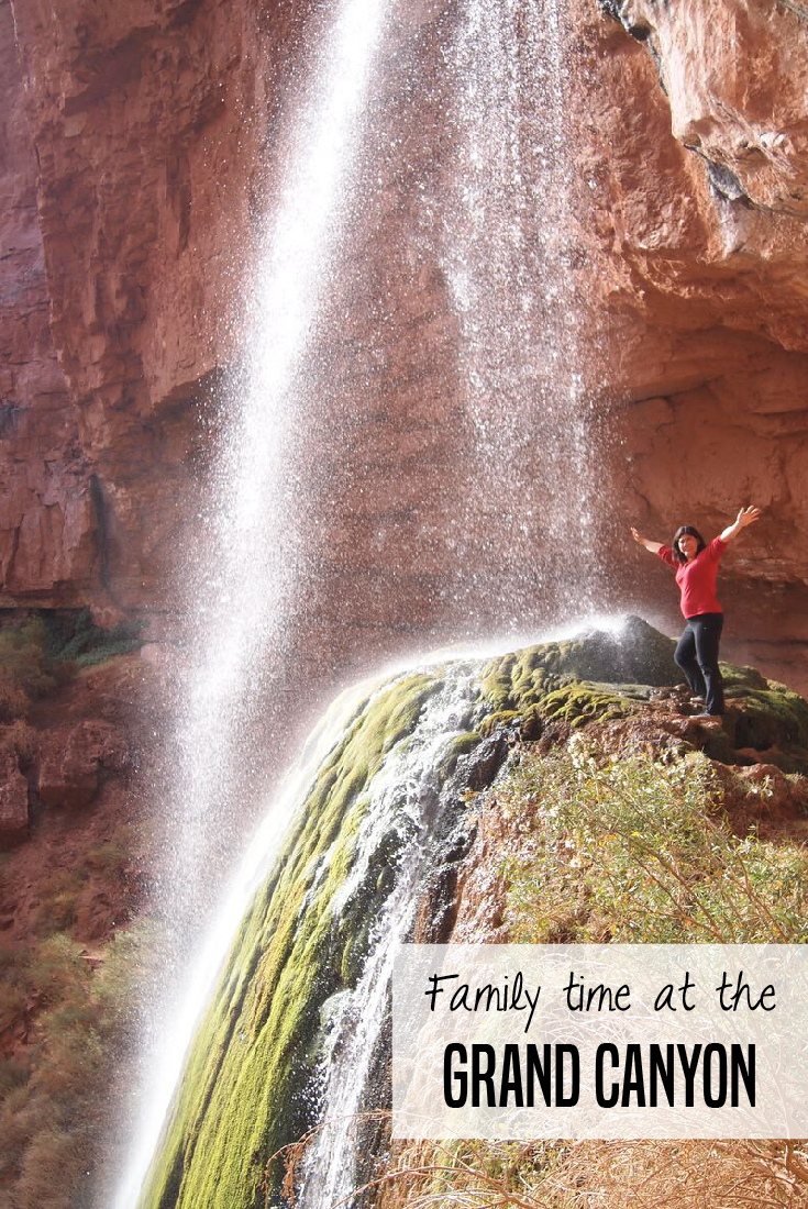 Visiting the Grand Canyon with kids -- tips on how to plan your trip