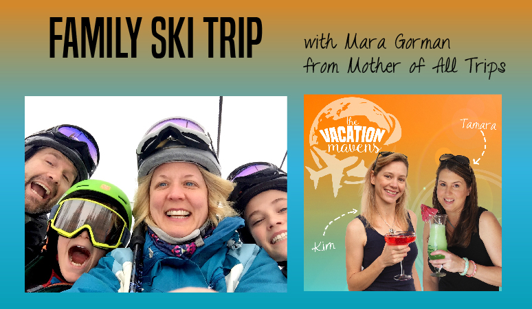 Planning a family ski trip