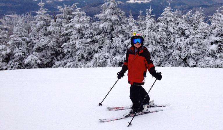 Planning a family ski trip