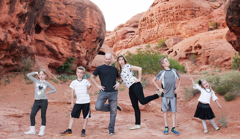 Tips for taking great family vacation photos