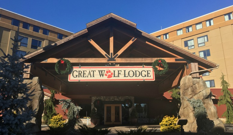 038: Snowland at the Great Wolf Lodge