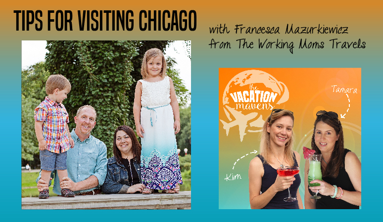 Visiting Chicago with kids with Francesca from Working Moms Travels