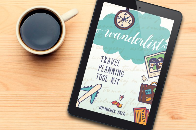 Wanderlist travel planner