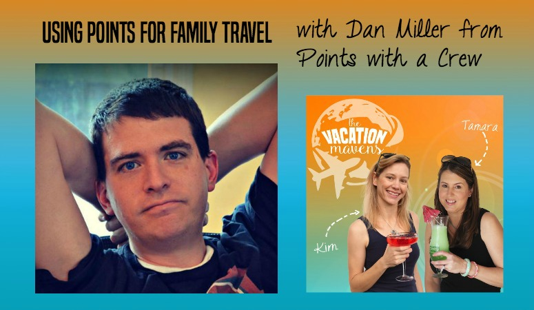 Using points for family travel
