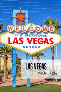 Vegas with kids | Las Vegas tips | Visiting Las Vegas with kids | Things to do with kids in Las Vegas