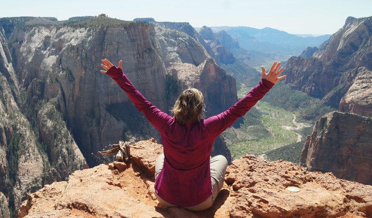 Wellness travel with Elena Sonnino podcast