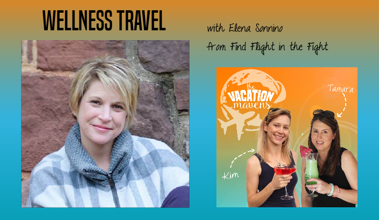 Wellness travel with Elena Sonnino