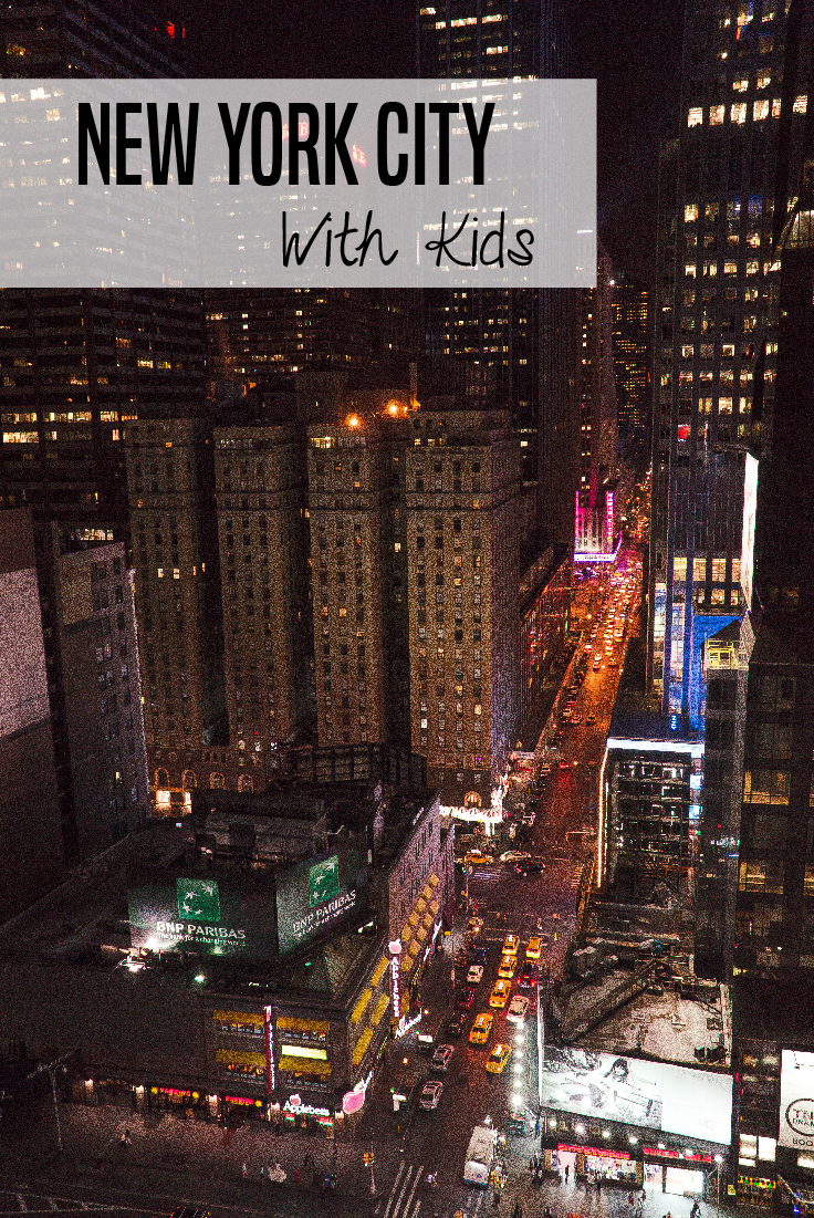 NYC travel | NYC tips | Visiting NYC with Kids | New York City with Kids