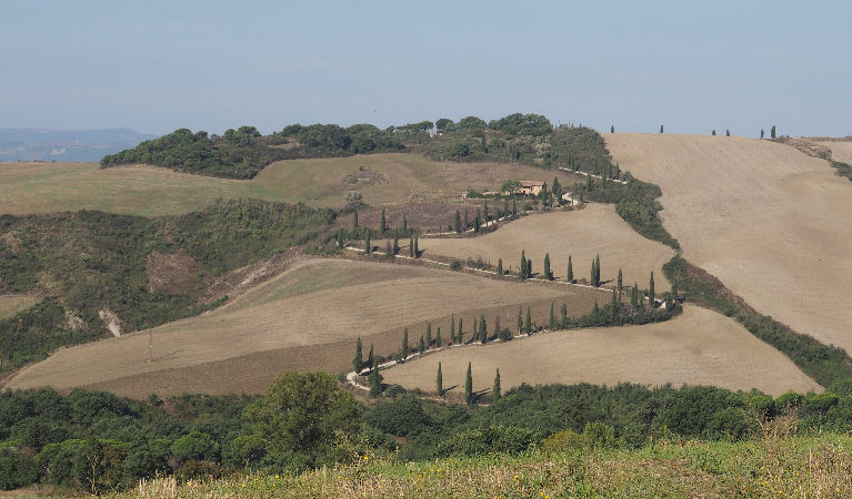 056: Family Fun in Tuscany