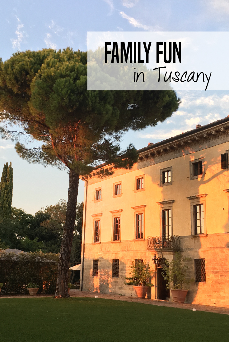 Family fun in Tuscany | Tuscany travel | Tuscan travel tips | Tuscany Italy