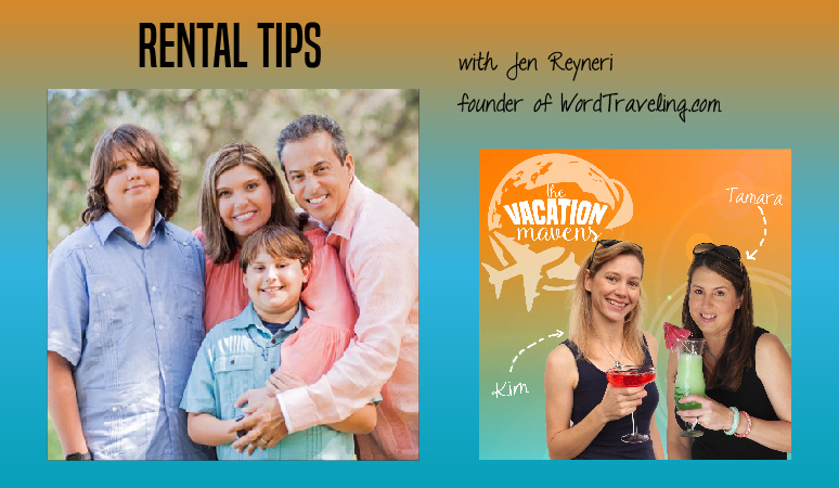 Vacation rental tips with Jen Reyneri