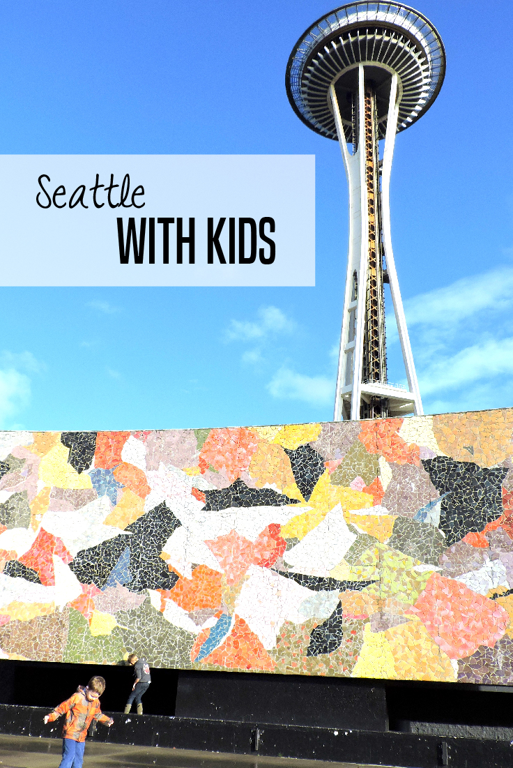 Seattle travel tips for visiting Seattle with kids