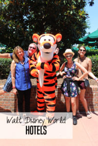 Disney tips for picking a Walt Disney World hotel from value, moderate, deluxe or vacation club villas.