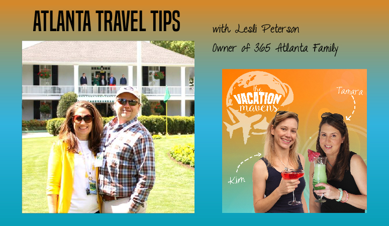 Vacation Mavens podcast with Lesli Peterson