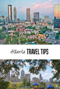 Atlanta travel tips with Lesli Peterson of 365 Atlanta family with ideas on what to do in Atlanta with kids