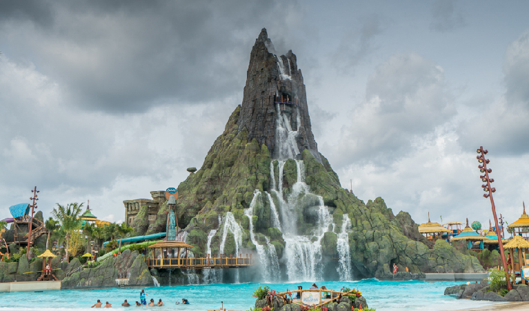 067: Universal Orlando's Volcano Bay
