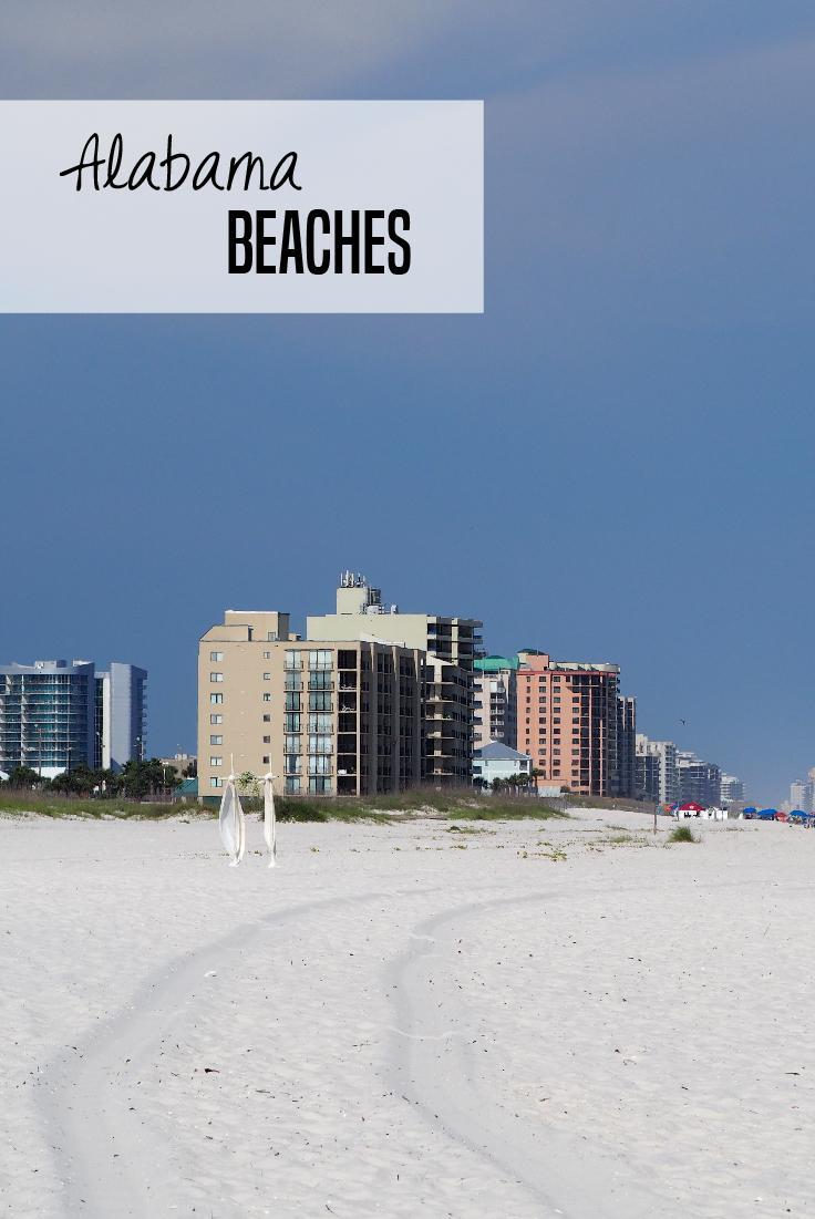 Alabama Beaches guide to Gulf Shores and Orange Beach Alabama