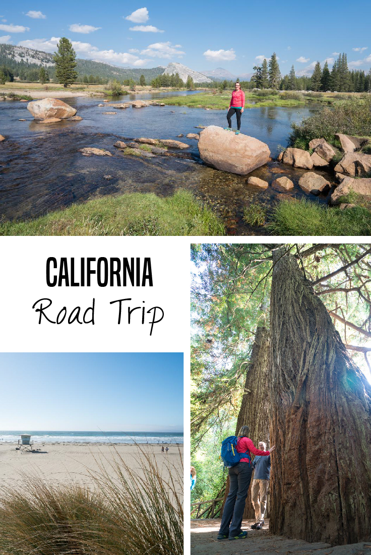 California road trip - getting off the beaten path in California destinations you may not have even heard of before. #california