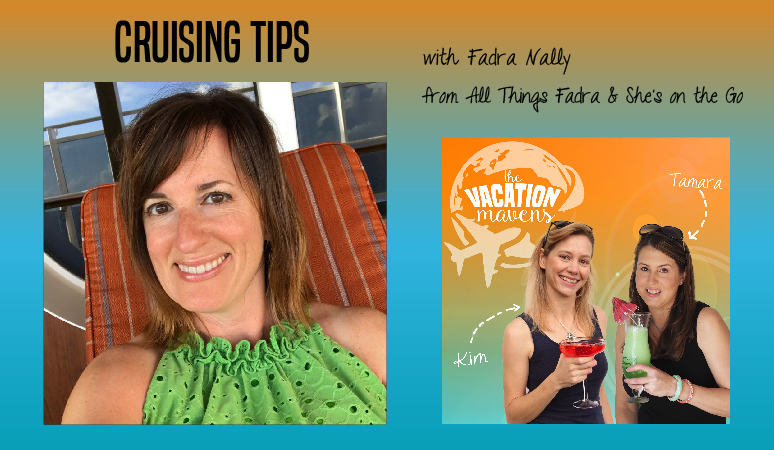Cruising Tips Fadra Nally
