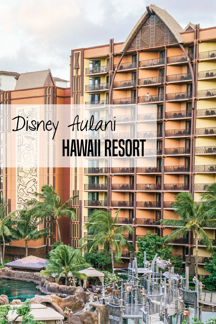Find out all about the Disney Aulani Hawaii resort on Oahu including money saving tips! #disney #aulani #hawaii