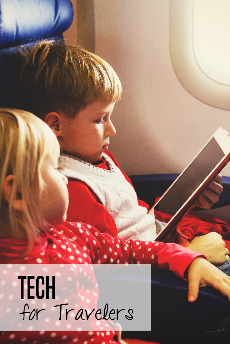 Travel tech for families