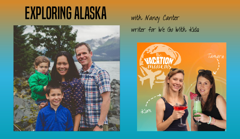 Planning a trip to Alaska with Nancy Canter