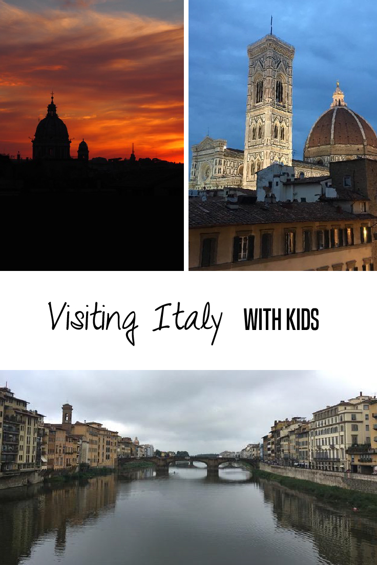 Italy travel tips: Planning a first trip to Italy including Rome, Florence and Venice