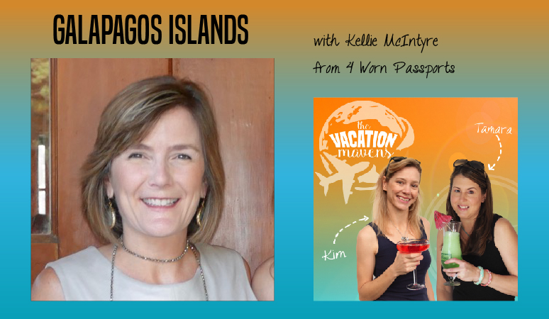 Galapagos Island Vacation Mavens podcast episode