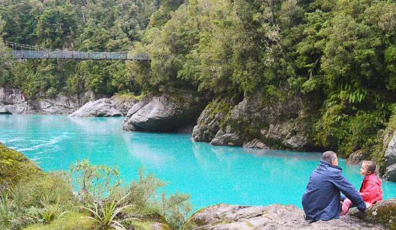092: Traveling to New Zealand's South Island
