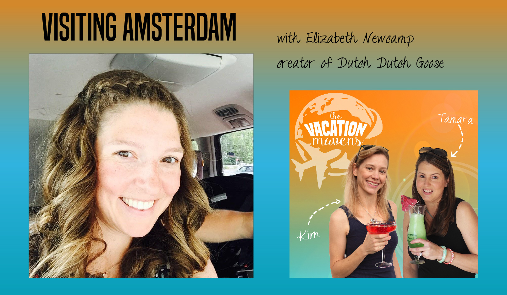 Amsterdam with kids with Elizabeth Newcamp from Dutch Dutch Goose