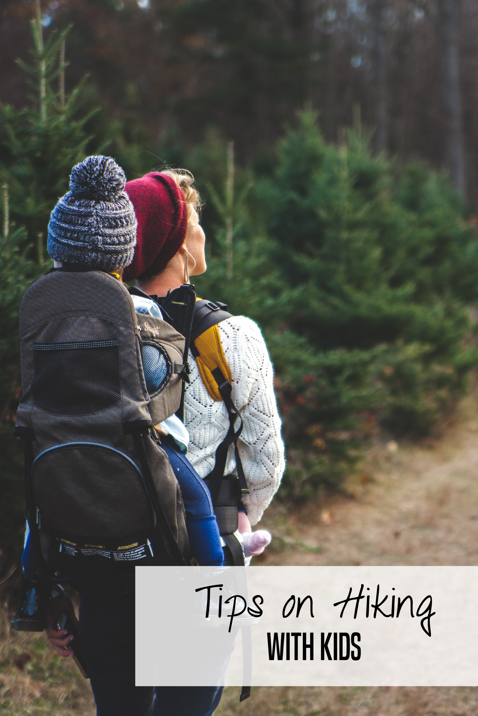 Tips for hiking with kids #hiking #getoutside #familytravel