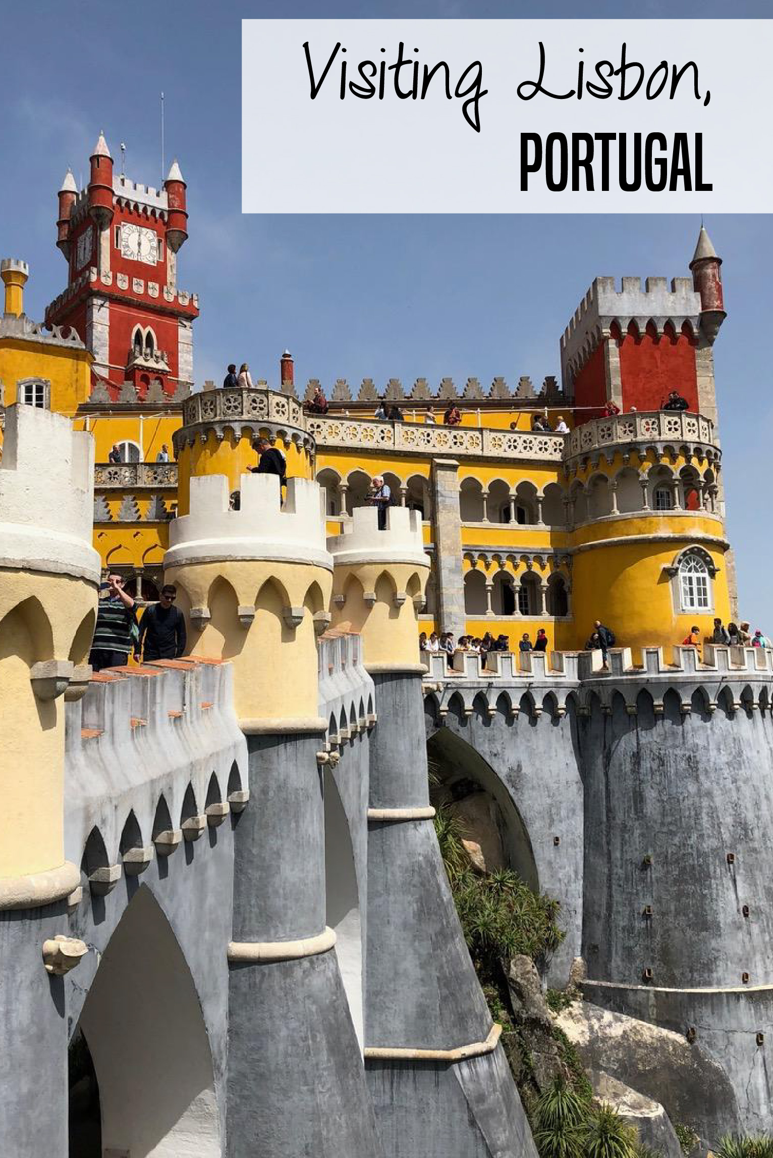 Sintra Portugal Pena Palace