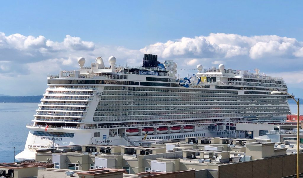 104: Our Experiences on the Norwegian Bliss Cruise Ship
