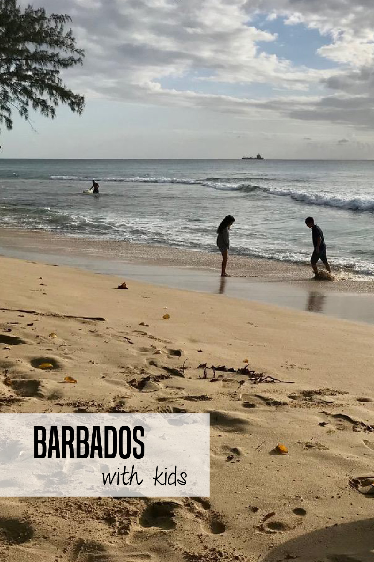Plan a Barbados vacation and learn everything you need to know about travel to Barbados on this podcast episode of the Vacation Mavens with Tara Cannon from Pint Size Pilot. #barbados #caribbean #podcast