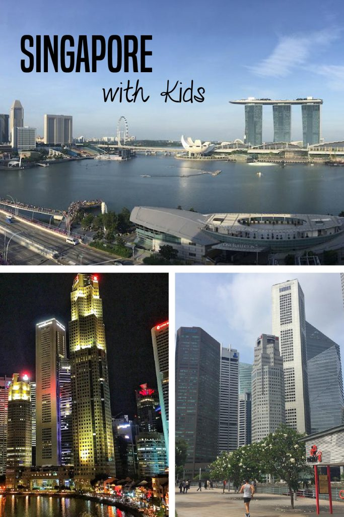Tips for visiting Singapore with kids including where to stay, where to go, and what to eat. With Marianne Rogerson, author of the book Singapore with kids. #singapore #familytravel