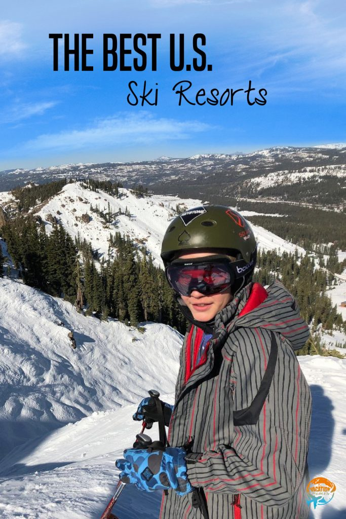 Best ski resorts in the U.S. for families - whether you are a beginner or expert, boarder or skier, this episode will help you plan your next ski trip. #ski #familytravel #snowboarding