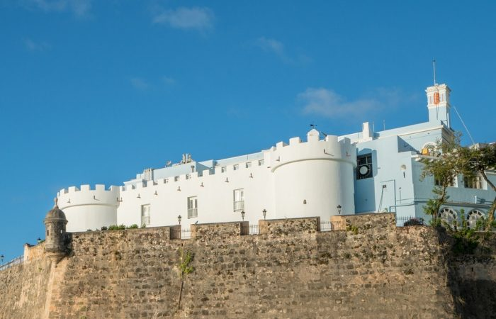 Fort in San Juan Puerto Rico