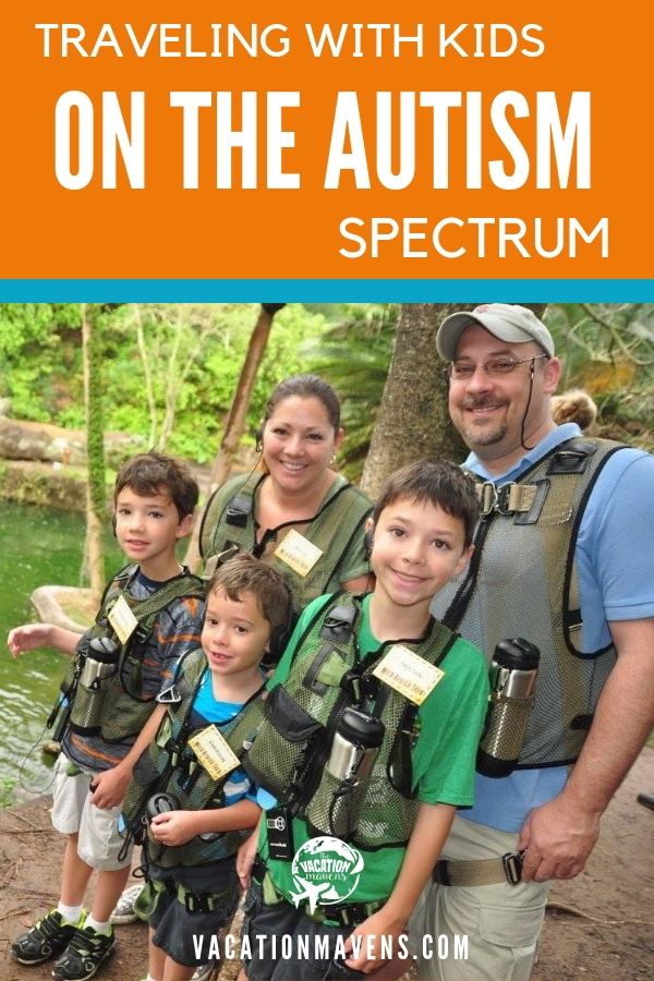 124: Traveling with Kids on the Autism Spectrum